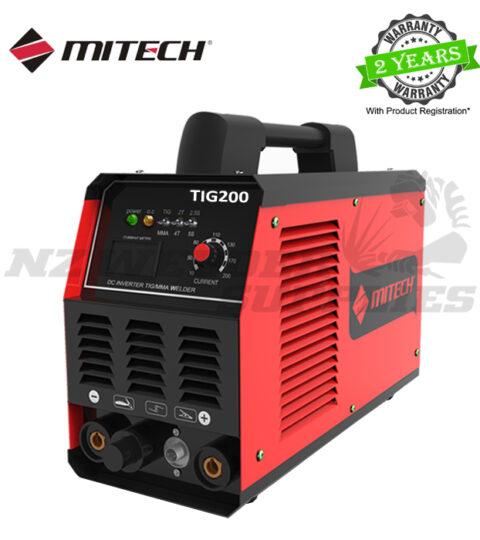 Mitech TIG200 DC TIG