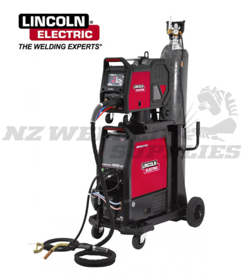 Lincoln Speedtec 400SP-500SP Pulse