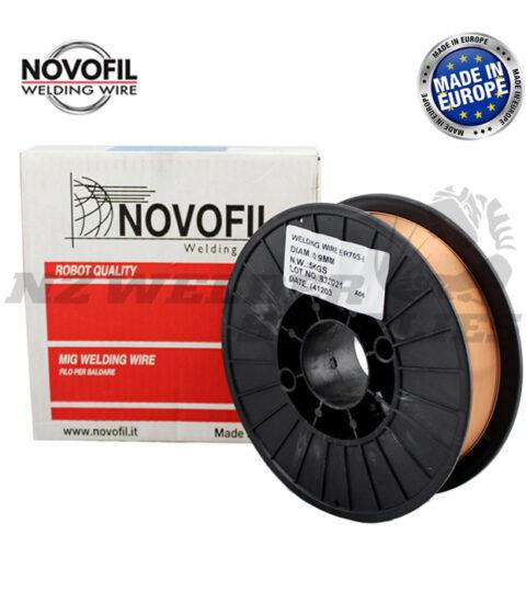 Novofil ER70S-6 MIG Wire 5kg