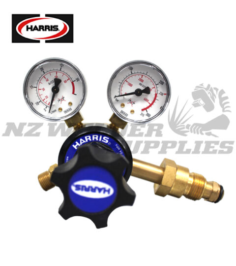 Harris® 730 Regulator Argon Twin Gauge