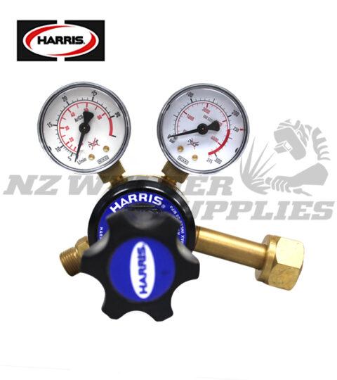 Harris® 730 Regulator C02 Twin Gauge