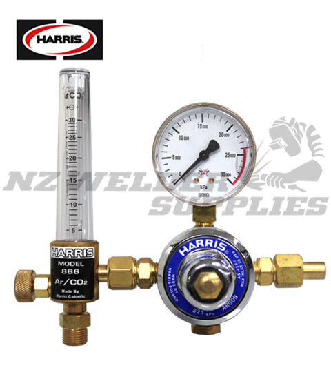 Harris® 821 Regulator Argon Flow Tube