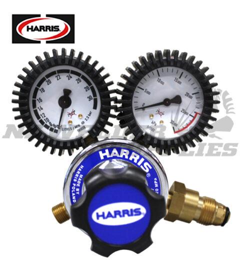 Harris® 825 Regulator Argon Twin Gauge