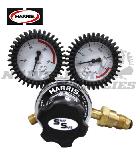 Harris® 825 Regulator Oxygen