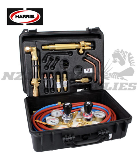 Harris® Compatible Oxy/Acet Cutting & Brazing Kit