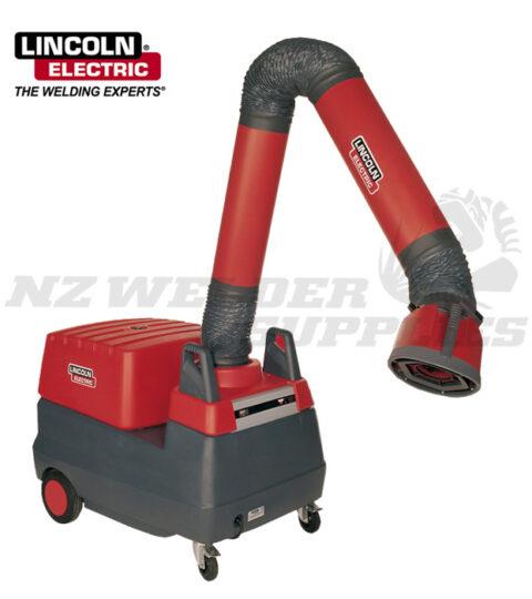 Lincoln MobiFlex Portable Fume Extraction