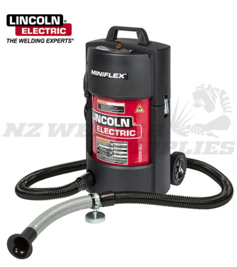Lincoln Miniflex Portable Fume Extraction