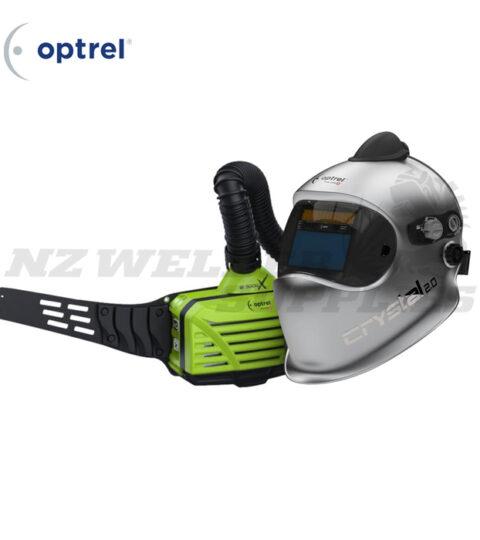 Optrel™ Crystal 2.0 PAPR