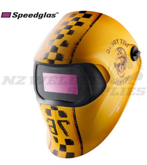 Speedglas 100V Motor
