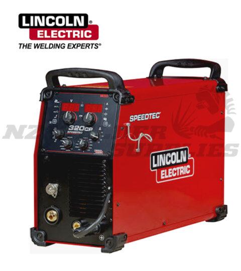 Lincoln Speedtec 320CP Pulse MIG