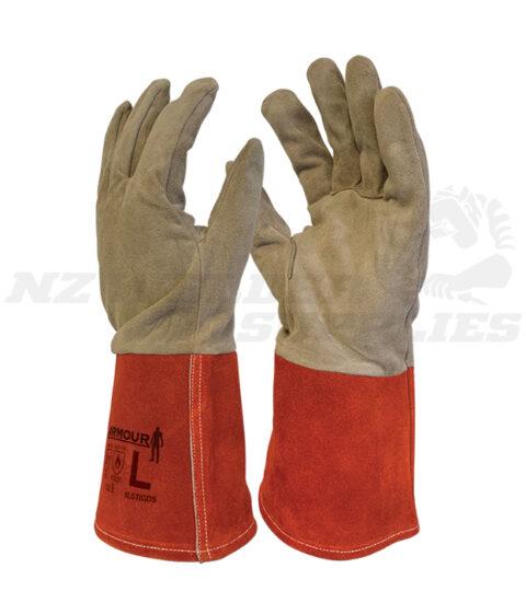Deerskin Tig Welding Glove
