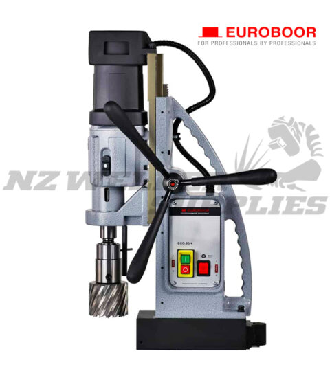 Euroboor ECO.80/4 Magnetic Base Drill