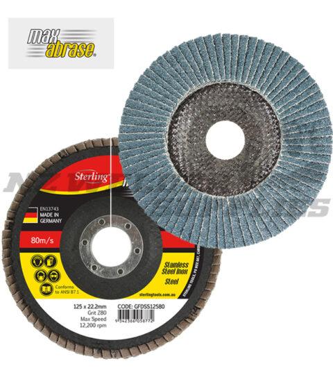 Maxabrase Flap Disc Inox/Steel