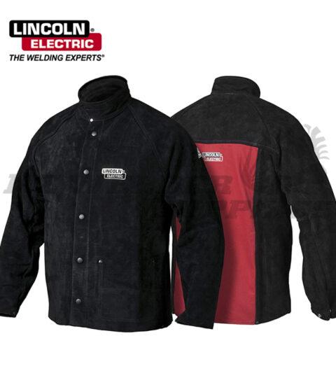 Lincoln Heavy Duty Leather Welding Jacket