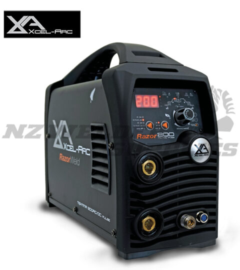 Xcel Arc Razor TIG200CRZ ACDC