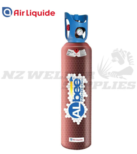 Ownership Gas Cylinder ALbee Acetylene With Gas – Small 0.8m³/ 6.5litre