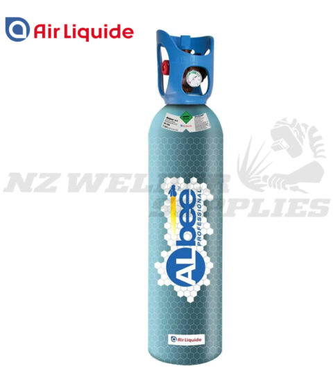 Ownership Gas Cylinder ALbee Argon With Gas – Small 2.3m³/ 11Litre